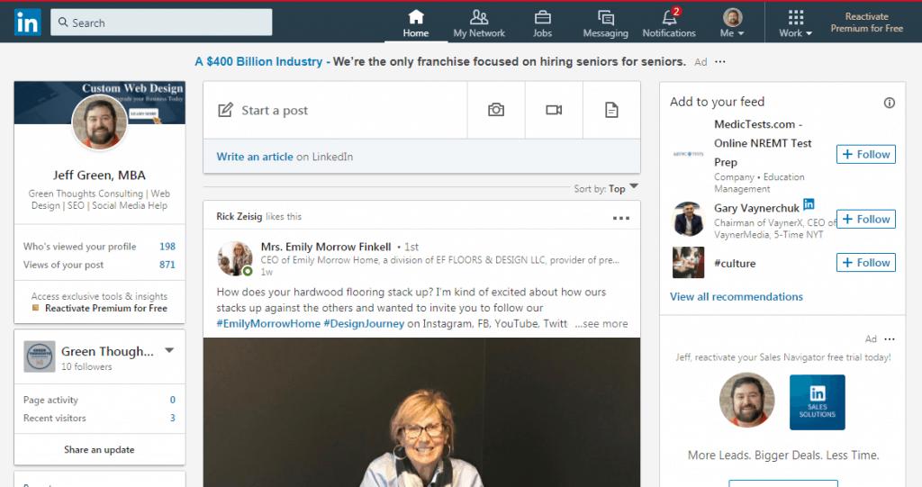 LinkedIn Profile Tips Part 2